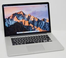 Apple MacBook Pro Retina, 15-inch, Mid 2015
