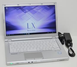 Panasonic Let's note CF-LX6  品番 CF-LX6RDHVS