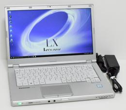 Panasonic Let's note CF-LX5  品番 CF-LX5ADHKS